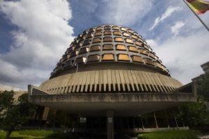 Seu del Tribunal Constitucional a Madrid / TC