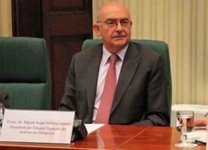 Miguel Ángel Gimeno, nou director de l'Oficina Antifrau. FOTO: Parlament.cat