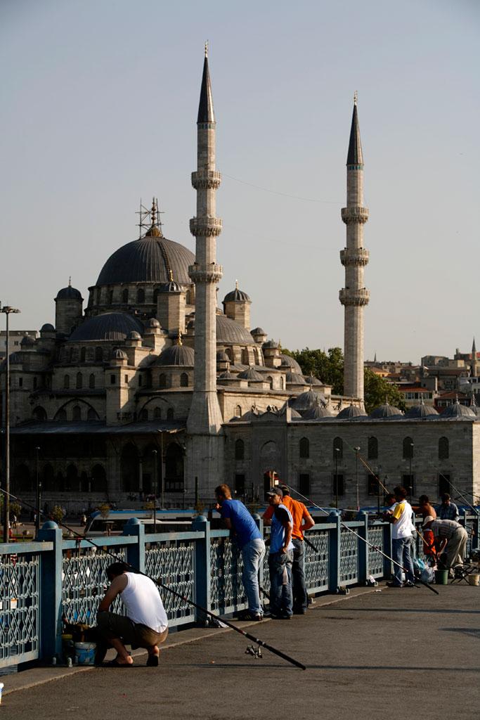 Istanbul, la ciutat més gran de Turquia / ORIOL CLAVERA