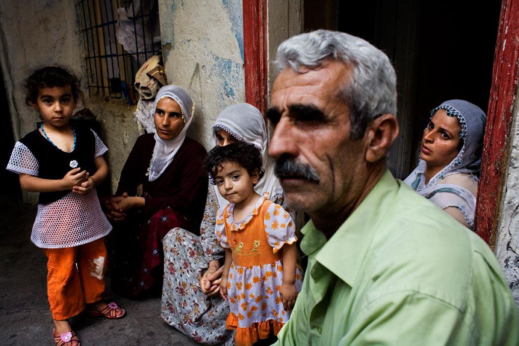 Kurds del Kurdistan sota administració turca / ORIOL CLAVERA