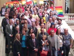 La implementació de la Llei Contra la LGTBIfòbia a la Comissió Igualtat del Parlament / OB. CONTRA L'HOMOFÒBIA