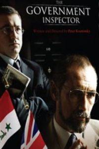 Cartell de la tv-movie 'The Goverment Inspector'