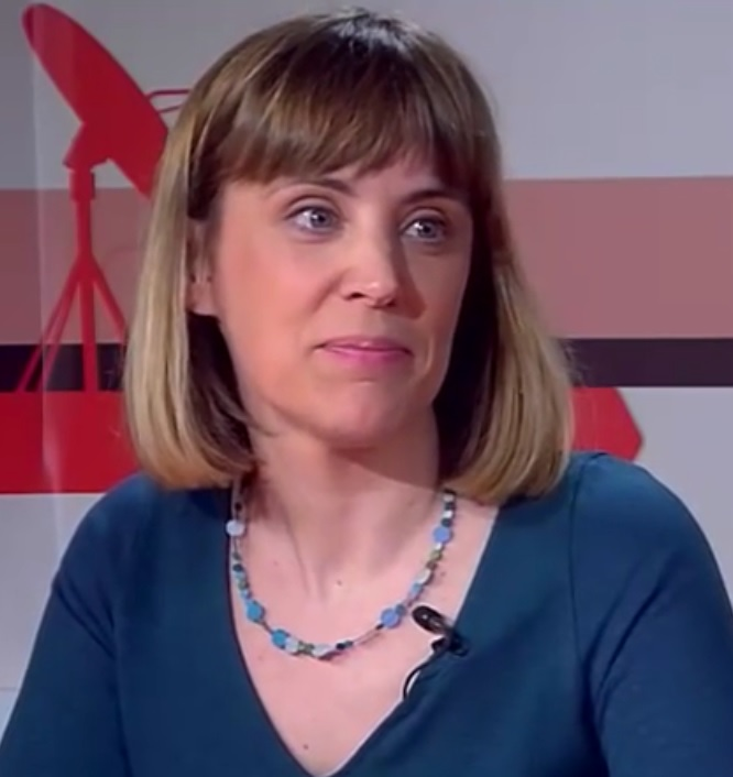 Maria de la Fuente, directora de l'Observatori IQ / LA CLAU