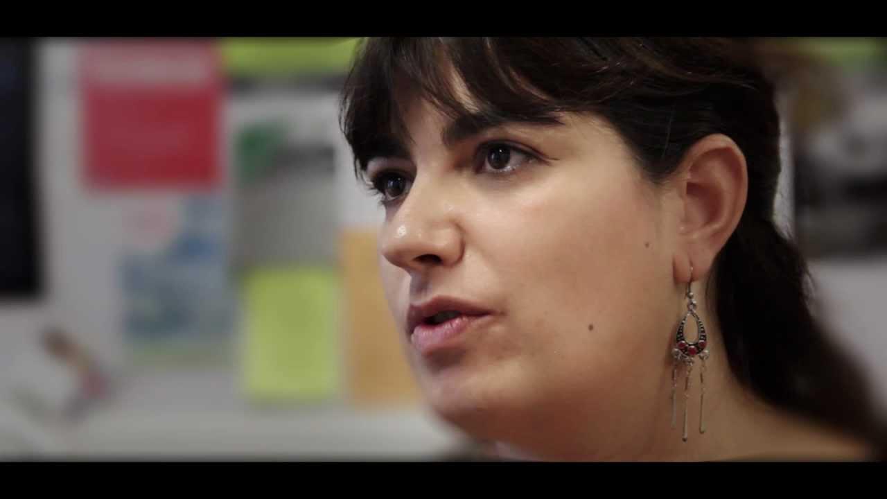 Iolanda Fresnillo, impulsora d'Ekona