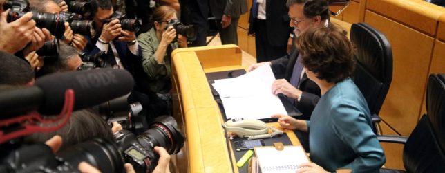 L'aparell de l'Estat: l'independentisme ha despertat el poder espanyol