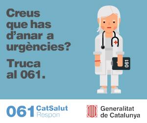 Publicitat: Generalitat urgències robapàgines