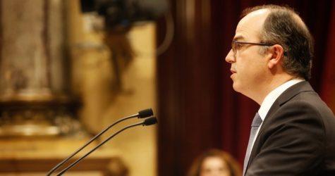 """Els sis motius de la CUP per dir """"no"""" a la investidura de Jordi Turull"""