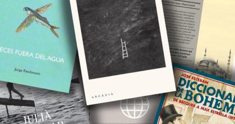 9 recomanacions literàries per a un Sant Jordi amb esperit crític