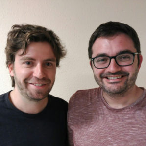 Sergi Picazo i Roger Palà