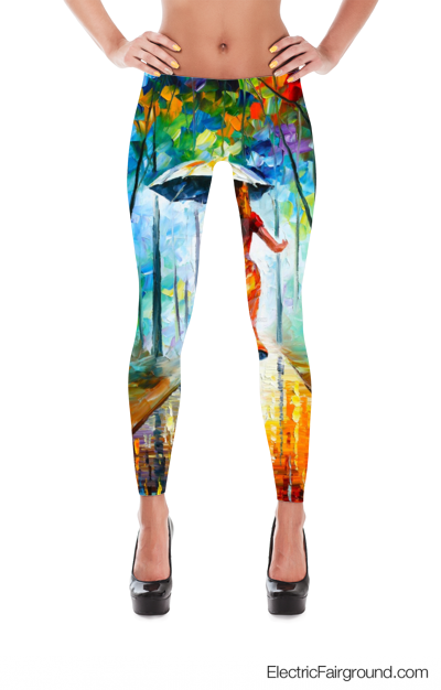 Artwork Leggings