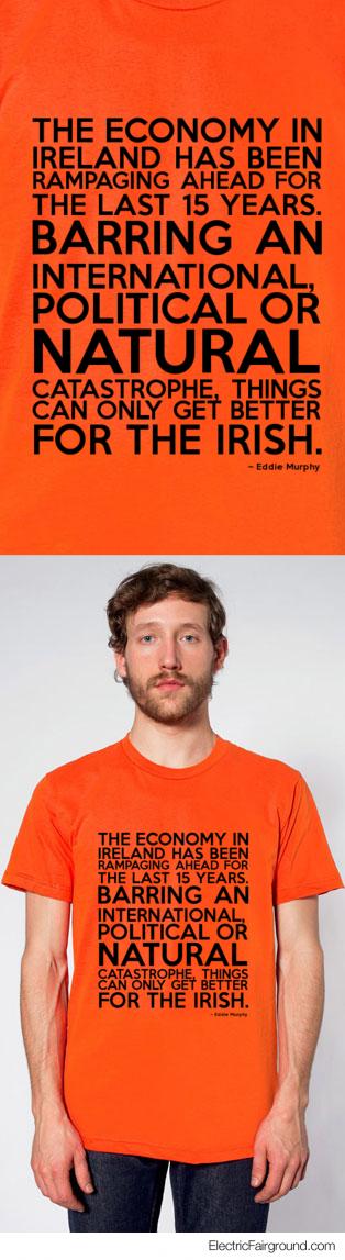 Eddie Murphy Short Sleeve T-Shirt