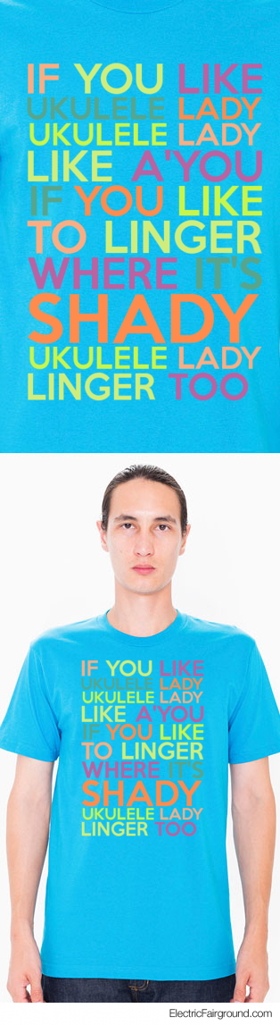If you like Ukulele Lady 