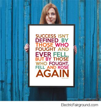 Nastia Liukin Framed Poster