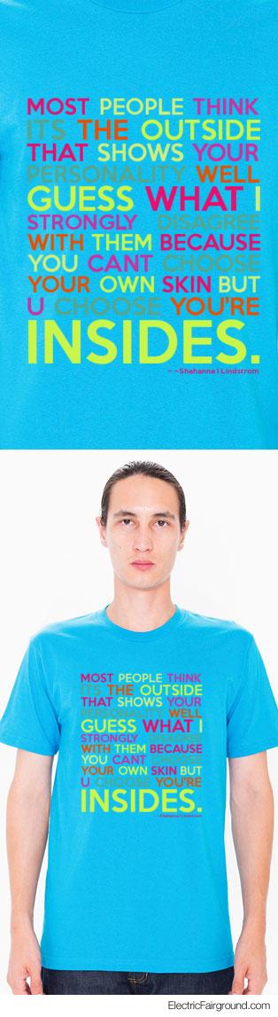 ~Shahanna I Lindstrom Short Sleeve T-Shirt