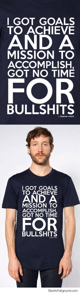 shamar smith Short Sleeve T-Shirt
