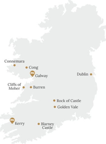 3 Day Southern Ireland Elegant Irish Tours