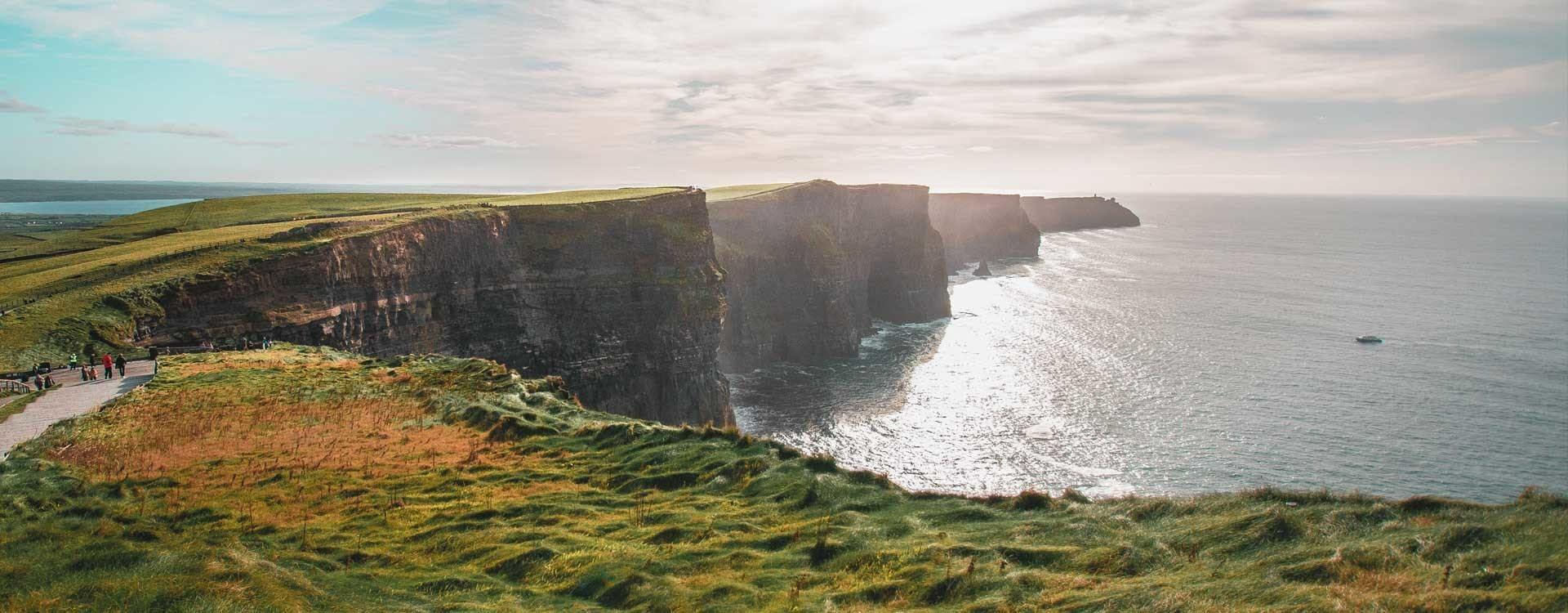 Small Group Cliffs of Moher Tour from Dublin