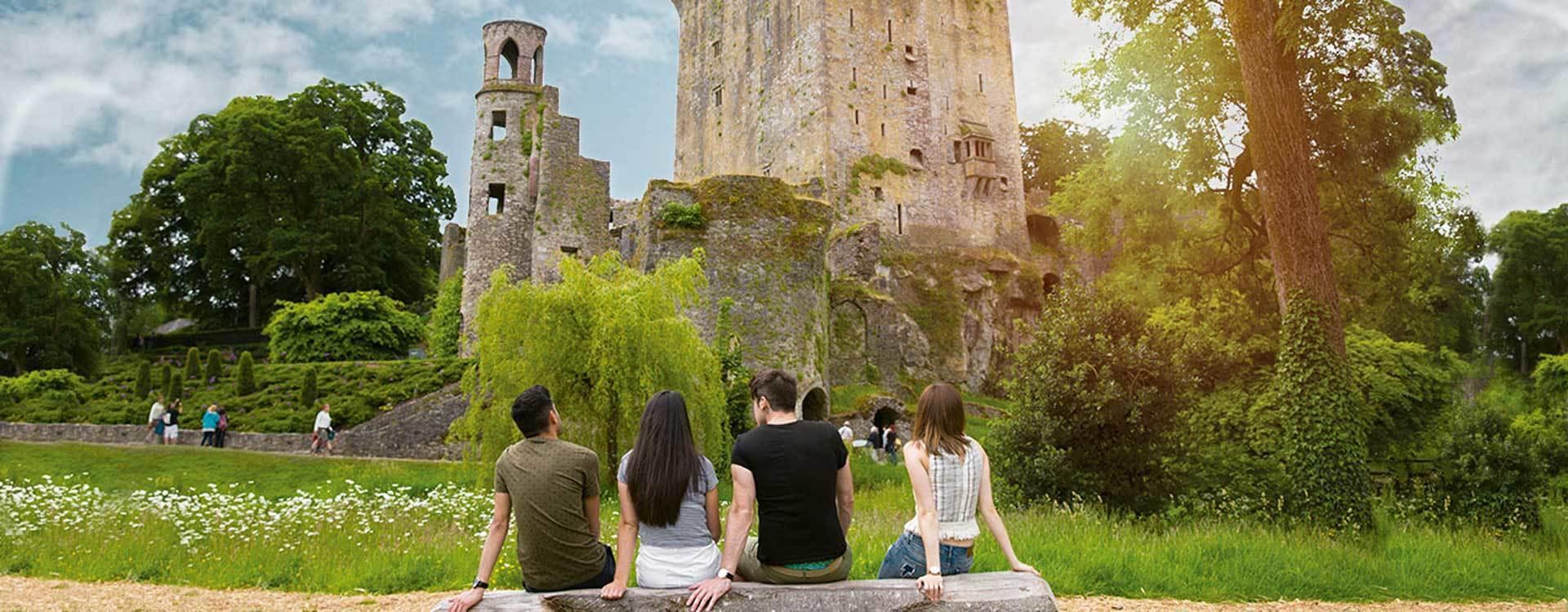 Blarney Castle Tour from Dublin