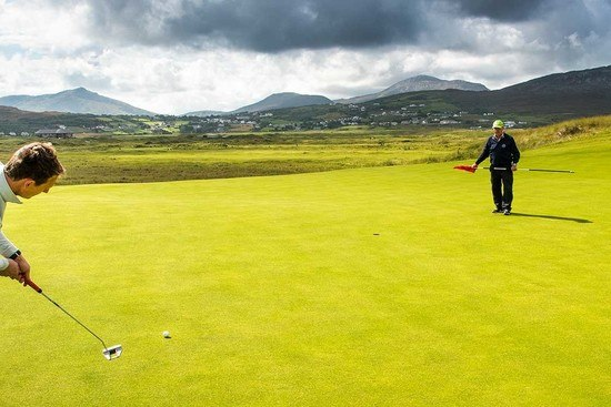 East Coast & Dublin Golf Tour