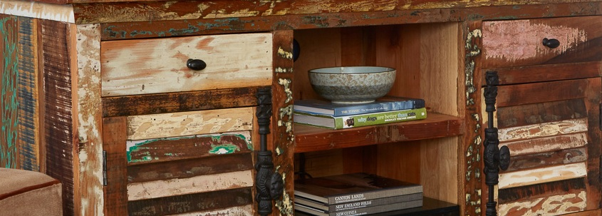 Reclaimed  Indian Furniture Collection