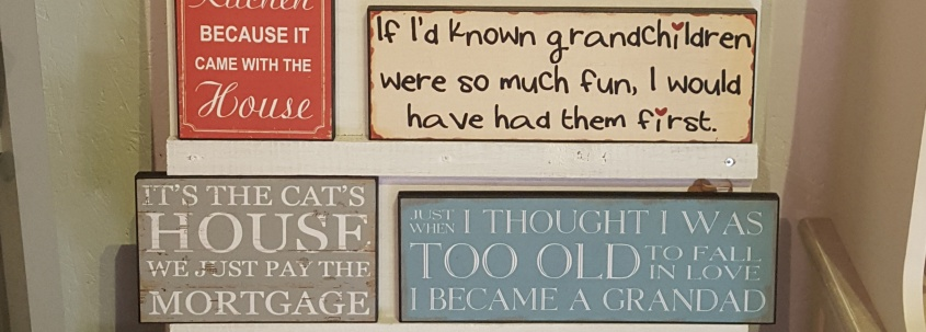 Plaques & Signs from ElephantMonkey