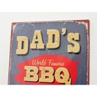 Dad's BBQ Sign