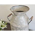 Large Metal Milk Churn