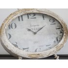 Paris Oval Mantel Clock
