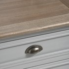Cambridge Collection 3 Drawer Bedside Unit