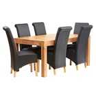 Mango Large Dining Table