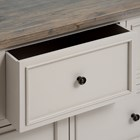 The Grove Collection low chest with 5 Drawers