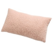 Soft Sparkle Pink Cushion