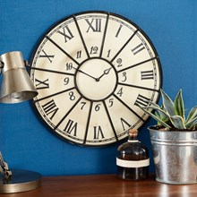 Fergus Wall Clock
