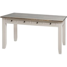 The Grove Collection Dining Table with 8 Drawers