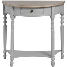 Cambridge Collection Half Moon Table Unit