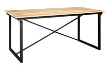 New Industrial Dining Table