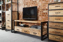 New Industrial Large TV Cabinet