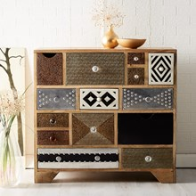 Tangley Multi Drawer Chest