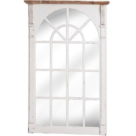 Chesterfield Collection Window Mirror