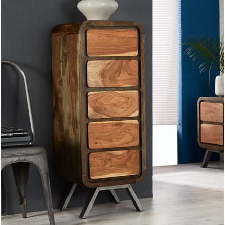 Crofton Five Drawer Chest