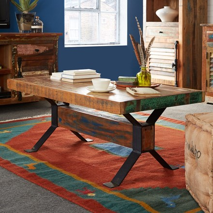 Reclaimed Indian Coffee Table