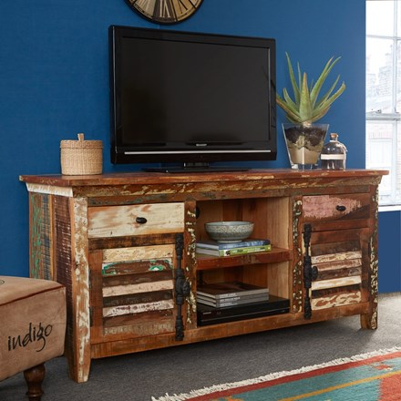 Reclaimed Indian TV and Media Unit
