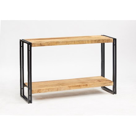 New Industrial Console Table