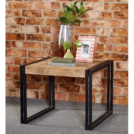 New Industrial Small Coffee Table