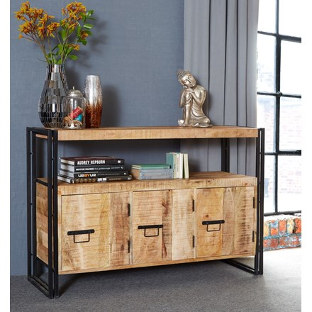 New Industrial Sideboard