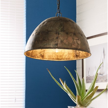 iron Metallic Hanging lamp