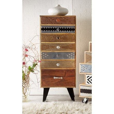 Tangley Seven Drawer Chest