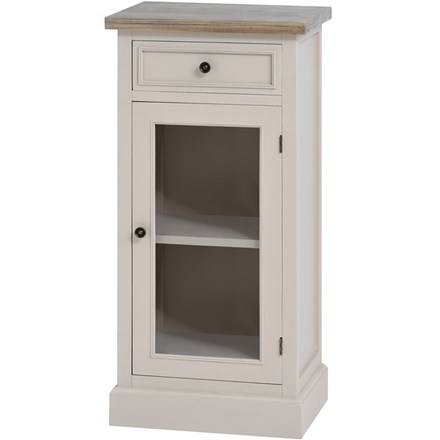 The Grove Collection Small Glazed Cabinet