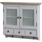 Cambridge Collection Glazed Wall Unit