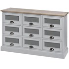 Cambridge Collection Nine Drawer Unit